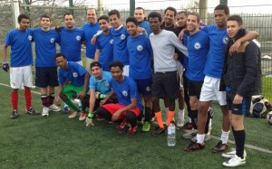 Our team at CONAFA 2014