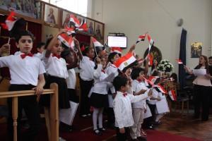 Sunday School Choir